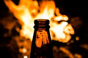 Beer at the Campfire